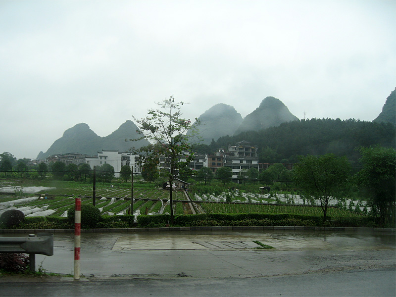 Vers Guilin